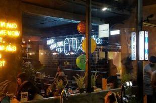 《捷運國父紀念館站美食》超人氣韓式創意料理Okey Dokey