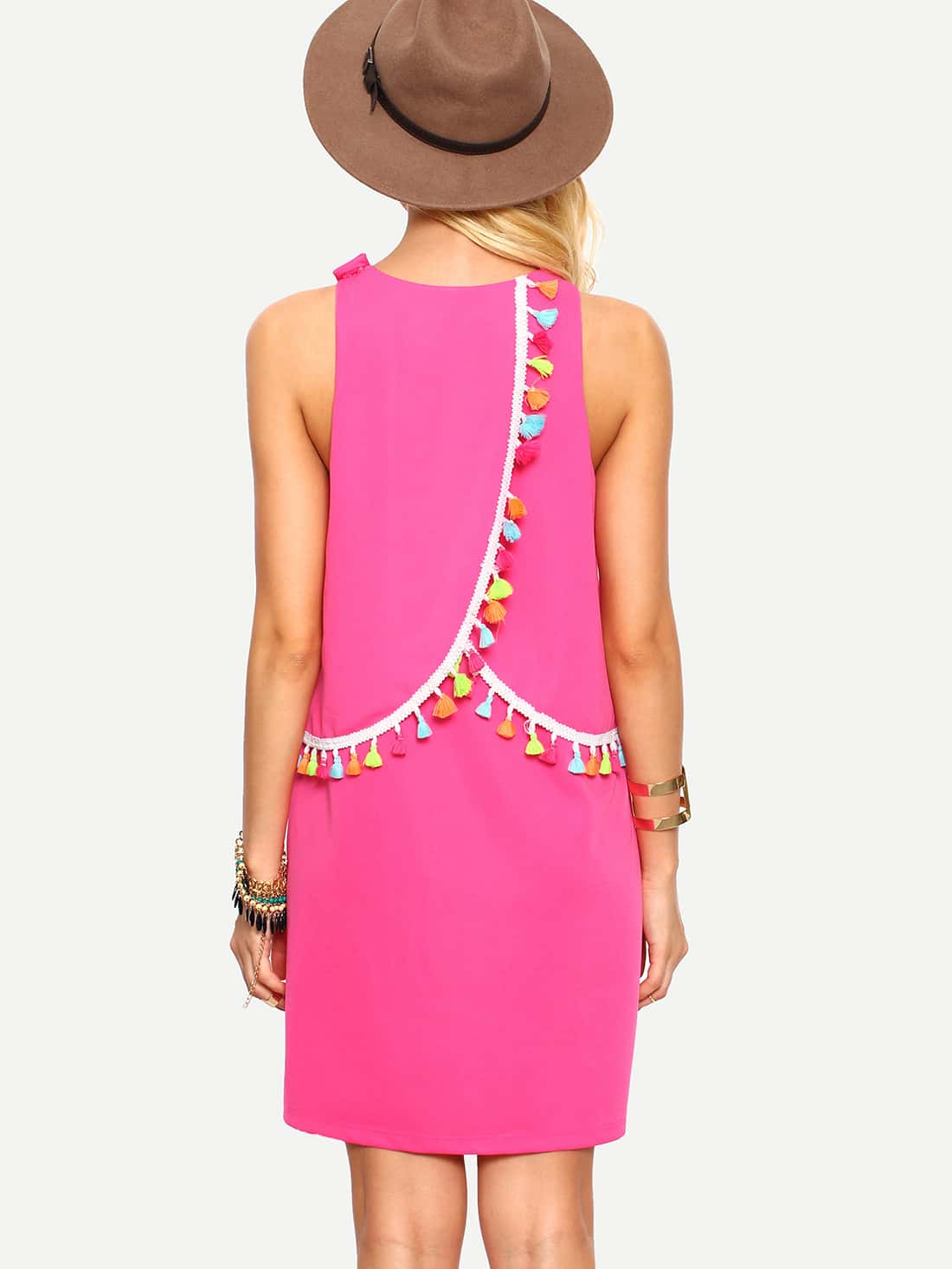 Fullsize Of Hot Pink Dress