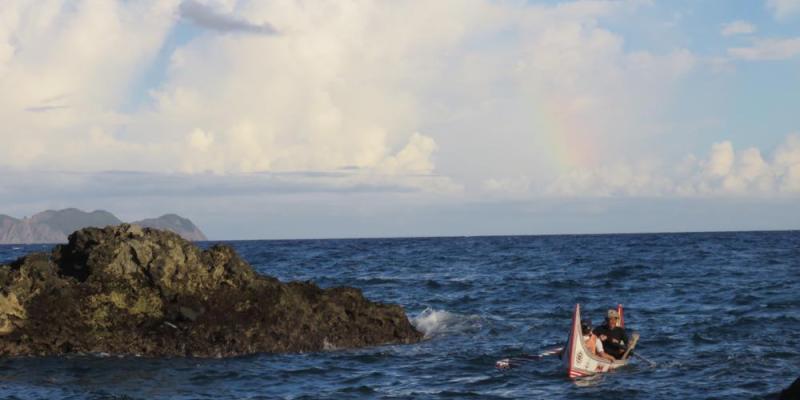 《台東蘭嶼》餐廳 無餓不坐 The Epicurean 屬於蘭嶼的愜意