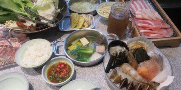 《齊民市集有機鍋物》Qimin Market Hot Pot 進補日子到囉
