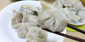 黃家素食水餃 Huang's vegetable dumplings 驚人的蔬食
