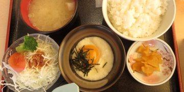 《日本》河口湖 道の駅かつやま Restaurant 公路餐廳 山藥泥飯與鍋燒麵的火花