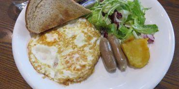 台北東區 C25度咖啡館 C25 Cafe 早午餐 受到藝人喜愛的點?