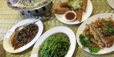 台北內湖 泰雅軒 Tai Ya Shiuan 平價泰式料理 人情荷包都兼顧