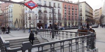 《西班牙馬德里》交通 馬德里機場 進市區 Madrid airport to downtown