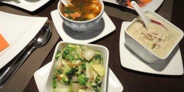 《西班牙馬德里》泰國菜Patong Thai Restaurant的泰美味超狂