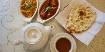 《台北印度餐廳》The Thali 塔哩印度料理 住內湖真好