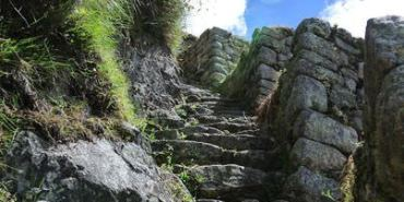 南美祕魯。庫斯科。印加古道兩天一夜。讓我們朝馬比丘前進吧!!! (1st Day中)