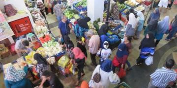 Singapore Geylang serai market 芽籠士乃市場 新加坡最大的馬來市場