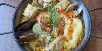 台北內湖。HowFun Paella Bar 好飯食堂 踏入西班牙的前哨站
