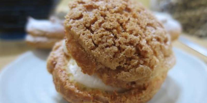 《台北》papa NOVA 諾緯手工鮮奶泡芙專賣店 火熱的銅板甜點