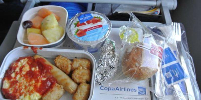 《南美》祕魯 COPA airlines 巴拿馬航空 第一段 LAX -> LIM