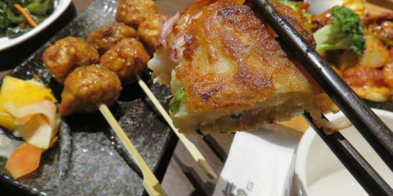 《台北》涓豆腐 du bu house 不吃會後悔的海鮮煎餅厚實版