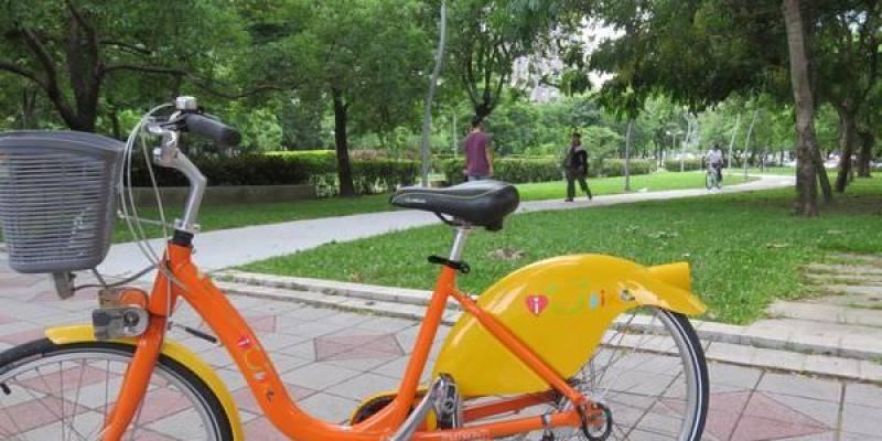 台中。iBike自行車。兩天一夜鍛鍊身體趴趴走 補上google map