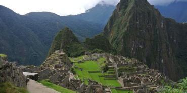 南美祕魯。庫斯科。印加古道兩天一夜。讓我們朝馬比丘前進吧!!! (1st Day下)