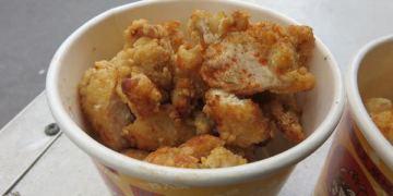台北內湖。一炸入魂 台灣最後一家 鹽酥雞 The last one Taiwanese fried chicken?