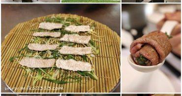 新竹美食│大觀饗宴鐵板燒。新竹第一間養生料理鐵板燒‧少油少鹽的健康堅持*