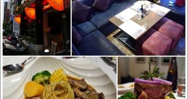 台北美食│宮都拉義式主題餐廳。東區聚餐首選。充滿格調的複合式餐廳*