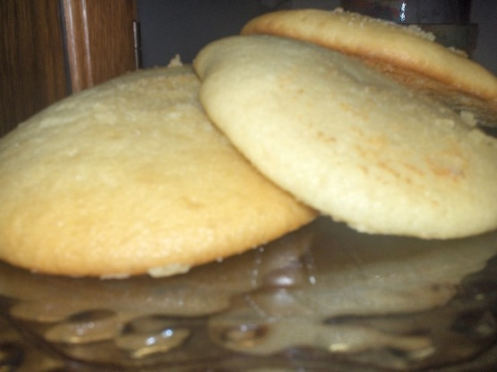 Paleo Amish Sugar Cakes
