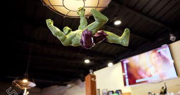 超級英雄也是要吃飯,吃什麼才有力氣拯救世界?大口吃門外漢《雷蒙叔叔》的料理吧