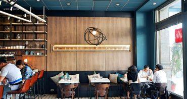 用一個早午餐的時間談戀愛 in 法式情調咖啡館【L'esprit café】