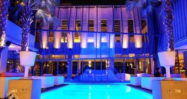 隨著抒情旋律起舞,癱軟在法式餐酒館的池畔《Beluga Restaurant & Bar》