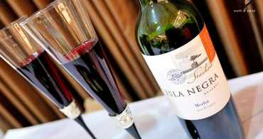 品味驚喜,平價葡萄酒魅力無極限 ★ ISLA NEGRA 智利之星