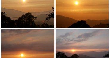 【嘉義。旅遊】搭小巴遊瑞峰,群山之巔,於孟宗林下品茗、南天巨屏下喝咖啡。