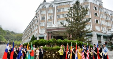 第七屆亞太青少年人權高峰會   米堤飯店集團總經理李麗裕:尊重人權是台灣最驕傲的價值