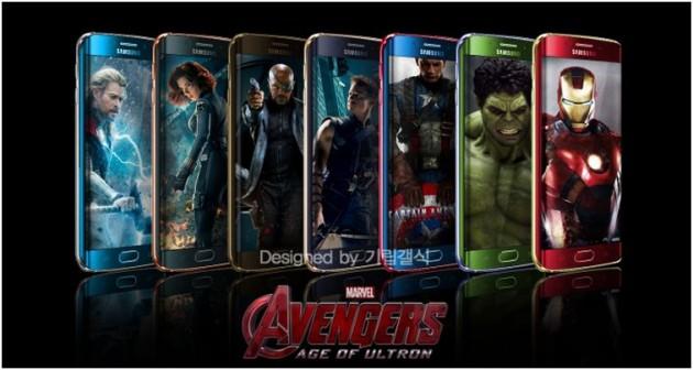 Green Galaxy s6 Edge Release Date Green Galaxy s6 Edge to