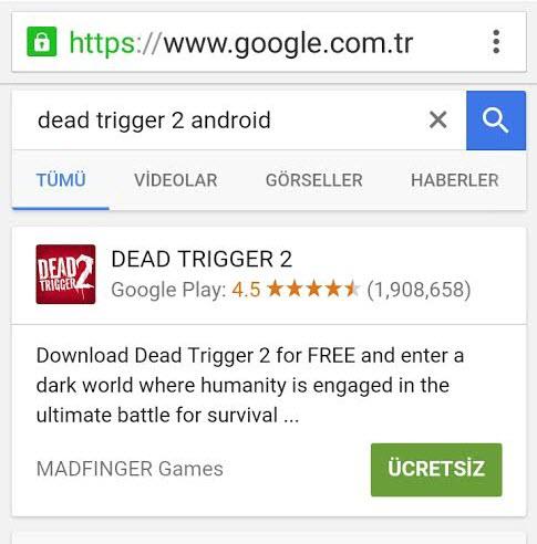 Google Play Store İndir Samsung ve Android için Oyunlar ve Uygulamalar Yükleyin