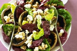 Small Of Goat Cheese Salad