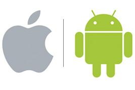 Test de velocidad: iOS 9 vs Android M