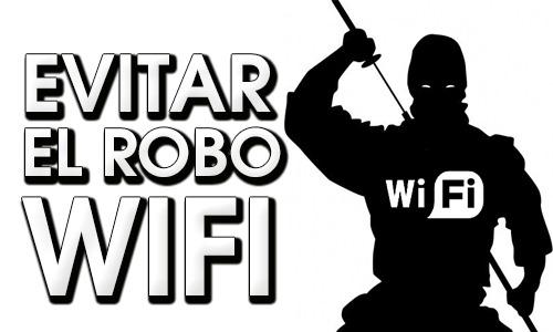 Evita que te roben el Wi-fi