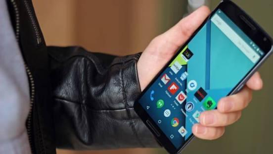 Google quiere fabricar su propia línea de Smartphones