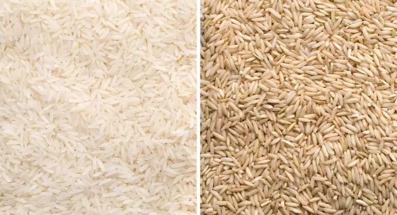 Brown Rice vs. White Rice