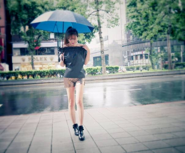 TJ rainboots