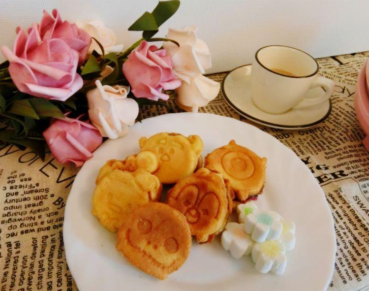 【日本熱賣】recolte 日本麗克特 Smile Baker 微笑鬆餅機 / 小孩最喜歡的小點心