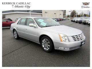 Used 2011 Cadillac DTS Premium in Atlantic City  New Jersey