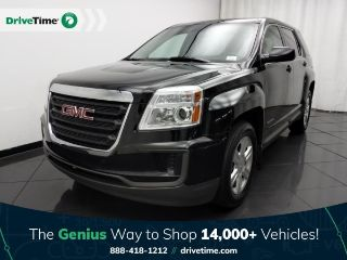 Used 2016 GMC Terrain SLE in Collinsville  Illinois GMC Terrain SLE 2016