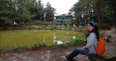 台中景點旅遊》台中福壽山農場一起來賞楓紅吧!松盧、鴛鴦湖摘蜜蘋果正是時候!