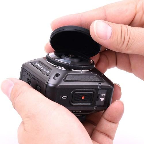 Medium Of Nikon Lens Cap