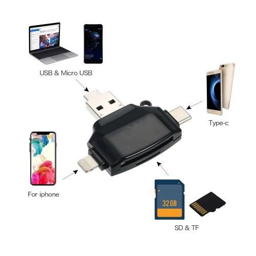 Medium Of Iphone Sd Card Reader