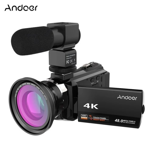 Medium Crop Of 1080p Video Camera