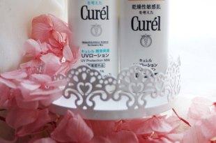 [保養] 純物理防曬油!珂潤curel潤浸保濕防曬乳