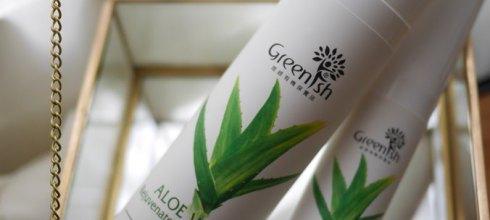 [保養] 唯綠Greenish蘆薈系列,敏弱肌可用乳液。