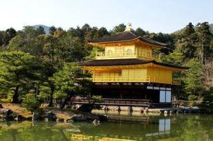 京都第三天:嵐山+金閣寺+京都御苑(3)