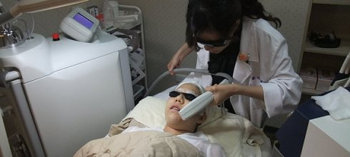 [保養] 第一次脈衝光跟粉餅雷射的心得(光澤皮膚科)
