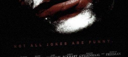 徵文:我是電影明星--黑暗騎士 小丑(內有恐怖照片 請自行斟酌觀賞)
