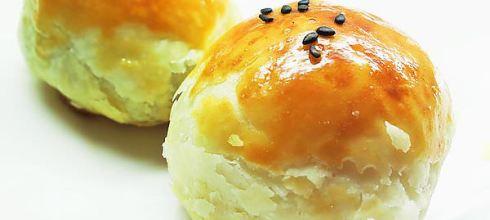 味蕾喜歡你:棒棒糖手工點心蛋黃酥